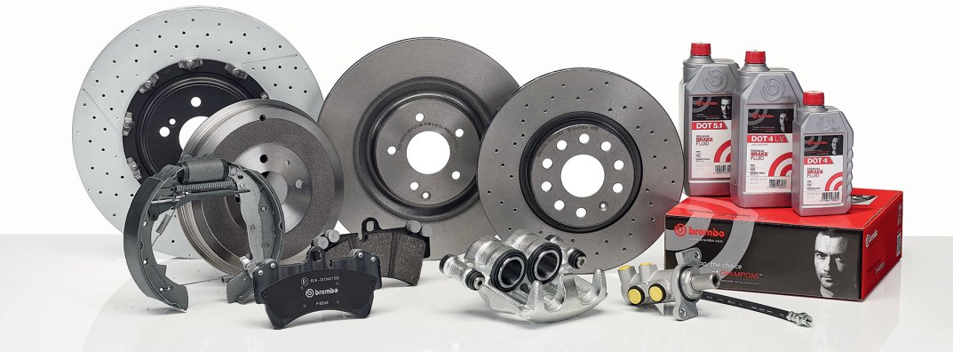 Brembo Xtra products