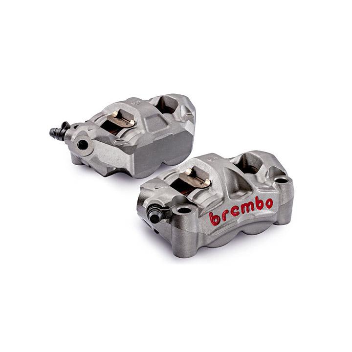 Anzahl 4 Brembo P61110 Vordere Bremsbel/äge
