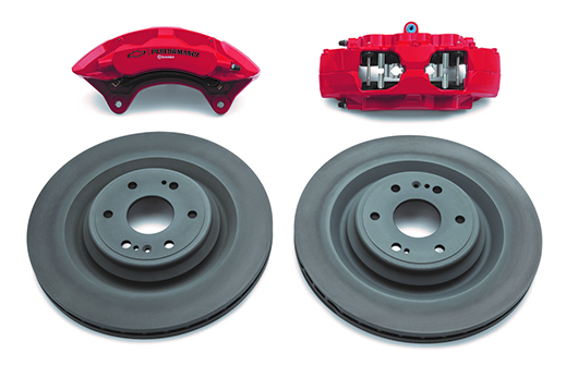 Brembo and GM Team Up on Performance Front Brake Kit/Upgrade