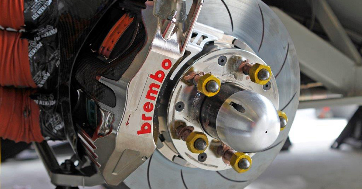 Ten technical questions about NASCAR Brembo brakes | Brembo - Official Website