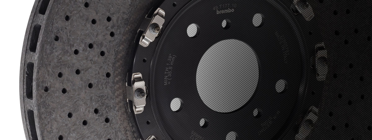 Carbon Ceramic Discs Brembo Official Website