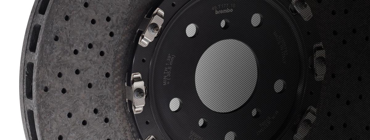 Carbon-ceramic discs | Brembo - Official Website