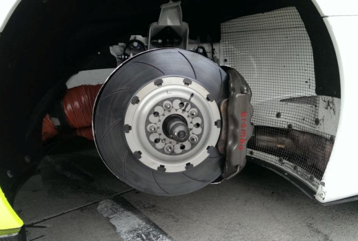 Using Car Brakes : How to take on hours of braking at le mans brembo