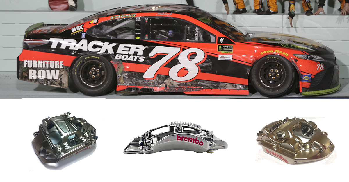 6 things no one ever told you about NASCAR Cup Series brakes