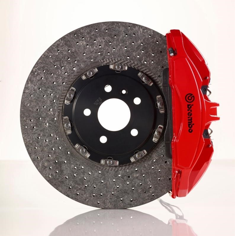 Brembo Is Proud And Excited To Be The Brake Of Choice To Stop The  Hp Ford Gt Said Dan Sandberg President And Chief Executive Officer Brembo North