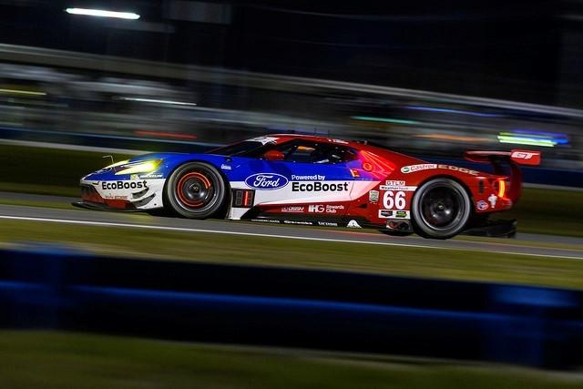 Brembo Ford Gt Race Car Brakes