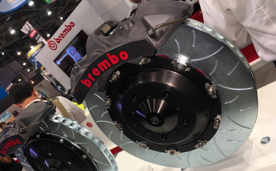 Brembo Brake Pads >> Brembo Launches M6 and M4 High Performance Calipers at ...