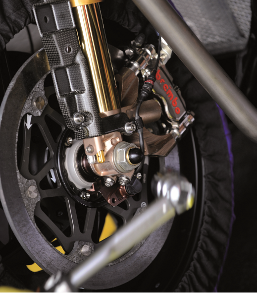 Brembo The Secrets Of Braking In Motogp Brembo Official Website
