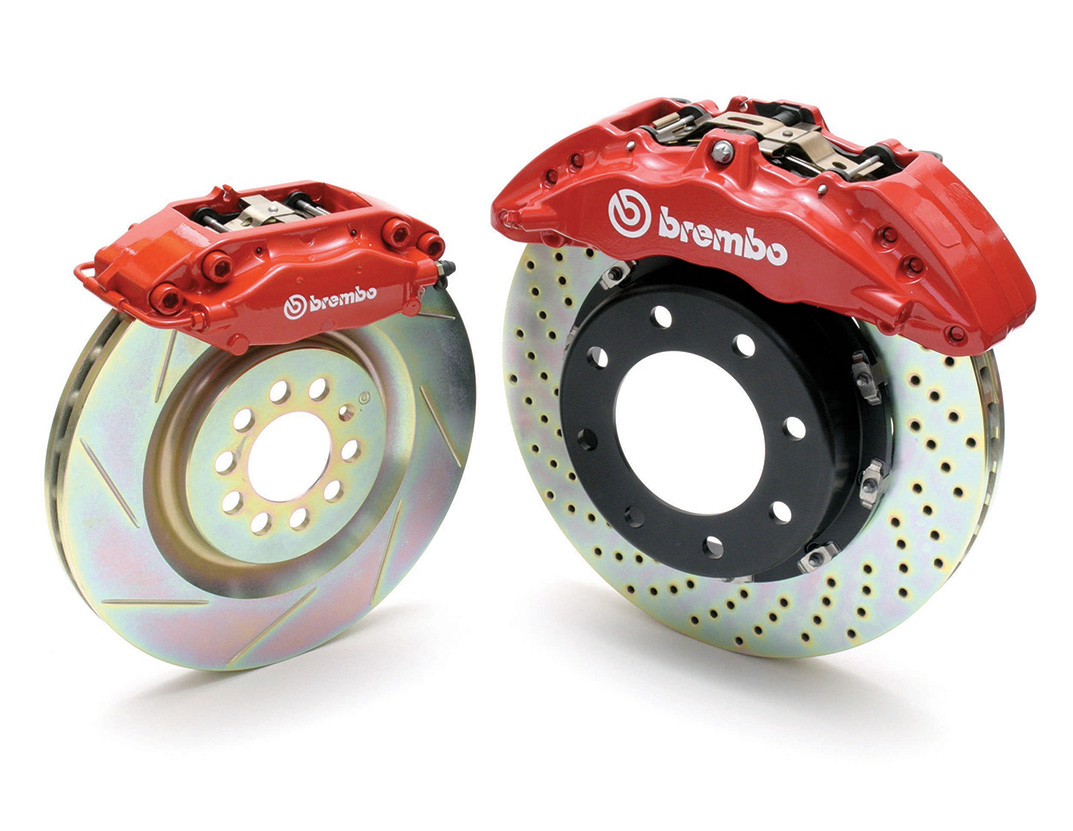 Syst 232 Mes De Freinage Gt Brembo Sito Ufficiale
