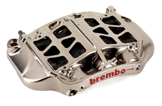pinza gt argento Brembo