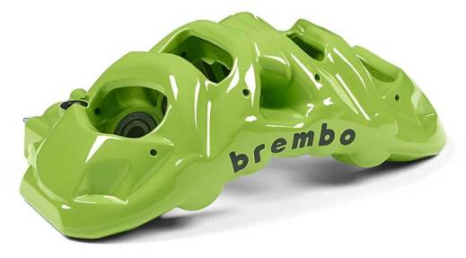 Adding Brake Fluid >> 5 reasons not to use repainted brake calipers | Brembo ...