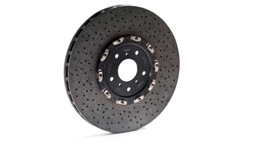 Carbon-ceramic disc Brembo