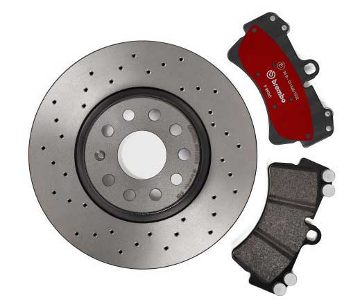Brembo Xtra drilled discs: 5 mistakes not to make | Brembo
