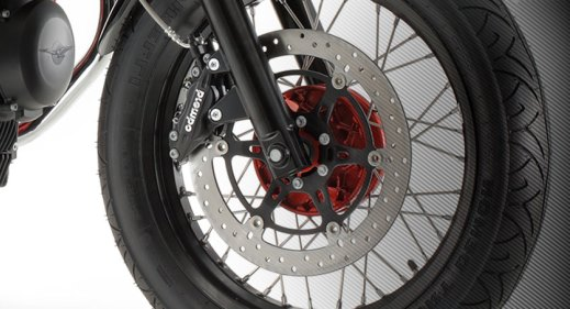 Brakes and more for the new HARLEY-DAVIDSON FLT MY17 | Brembo