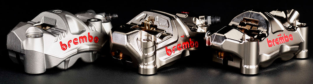 Brembo pinze moto GP4-RS GP4-RX GP4-MS