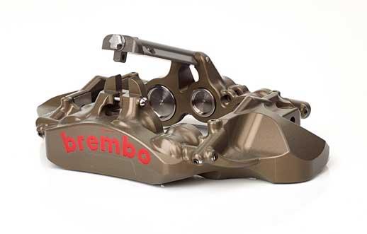 brembo racing sattel caliper